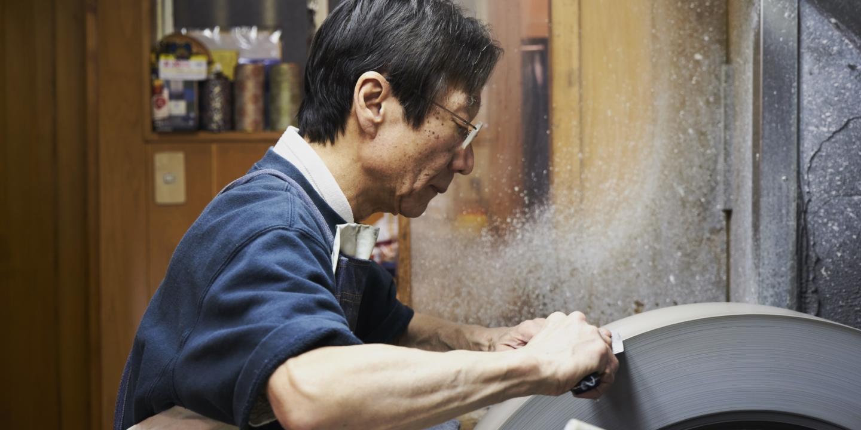 日本のさまざまな文化に寄り添う刃物という存在を、ずっと見つめていきたい。