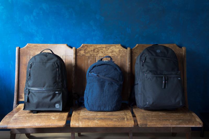 背負った瞬間に身体が理解する 荷物を軽く感じる次世代バッグ。