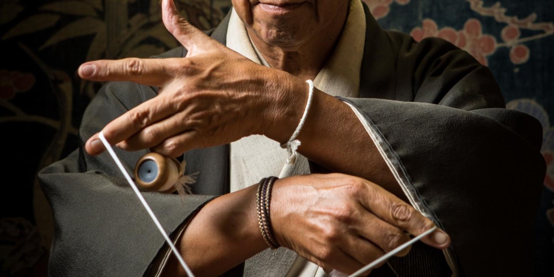 江戸組紐は目に見えない たくさんのものを繋いでいる。