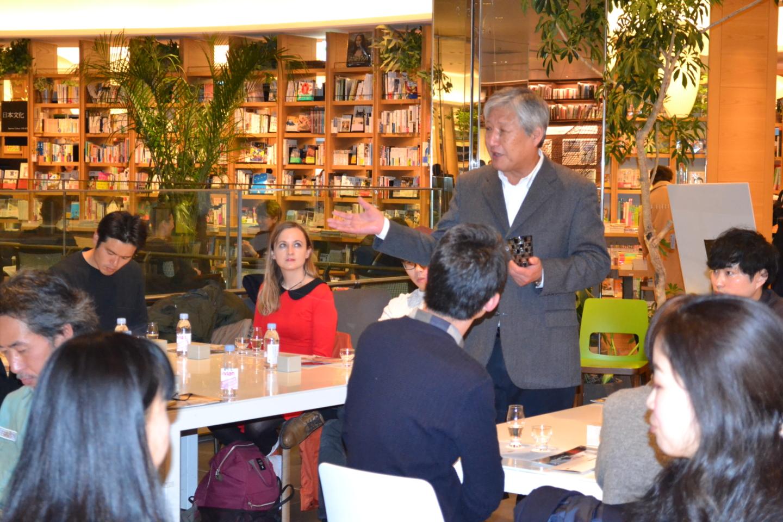 「Pen×江戸東京きらり『東京の宝』体験イベント」が開催されました-1日目-