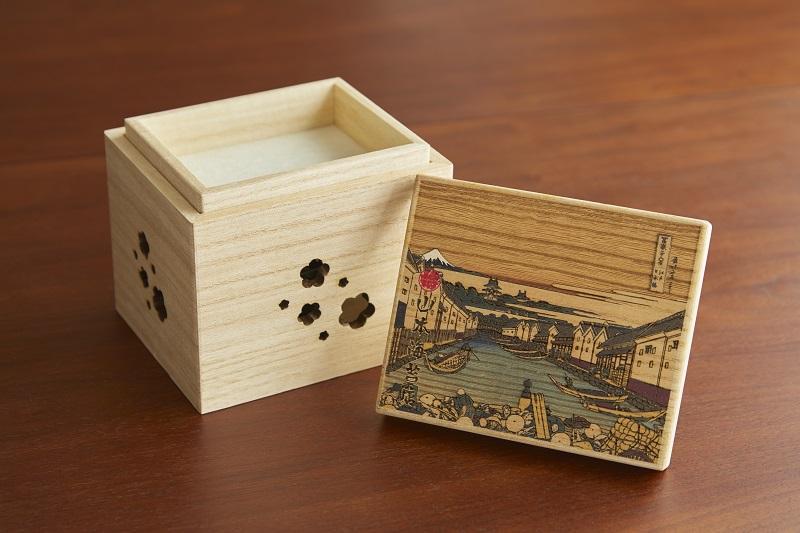 江戸の粋が味わえる、老舗若旦那が仕掛けたおいしさのための桐箱。