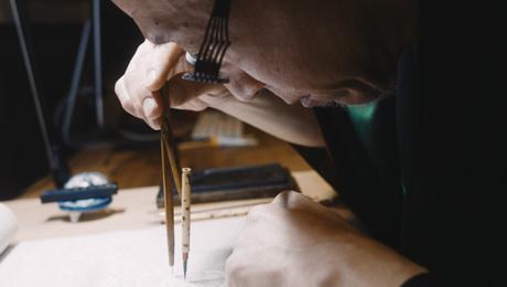 """デザインやアートとして家紋の新たな価値を発信する京源。彼らが考えるリシンクの源は""""好奇心""""""""遊び心"""""""