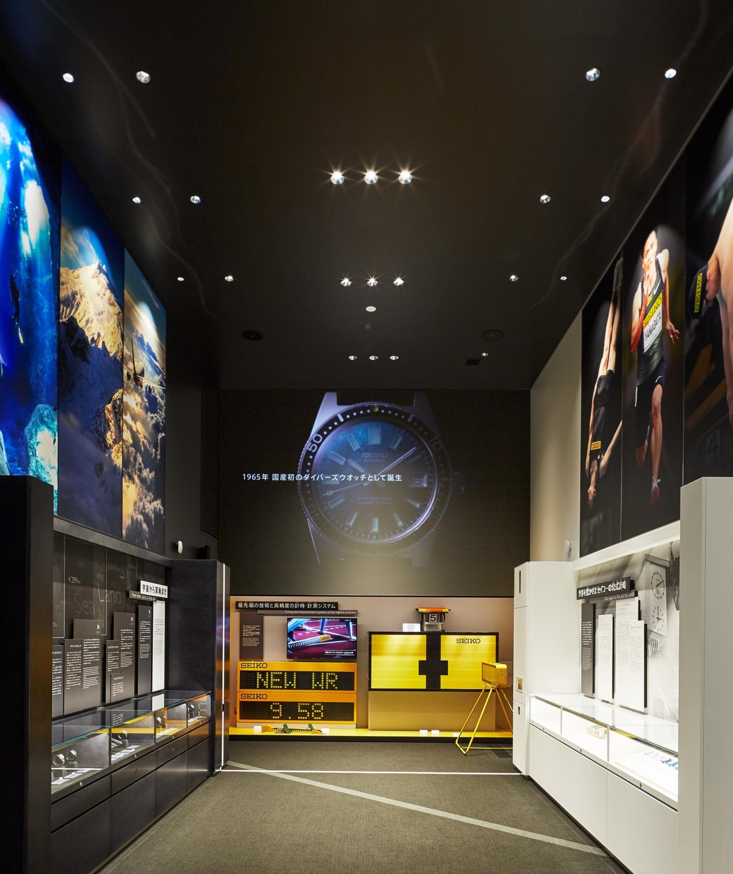 【セイコー】セイコーミュージアム 銀座 創業の地に移転オープン