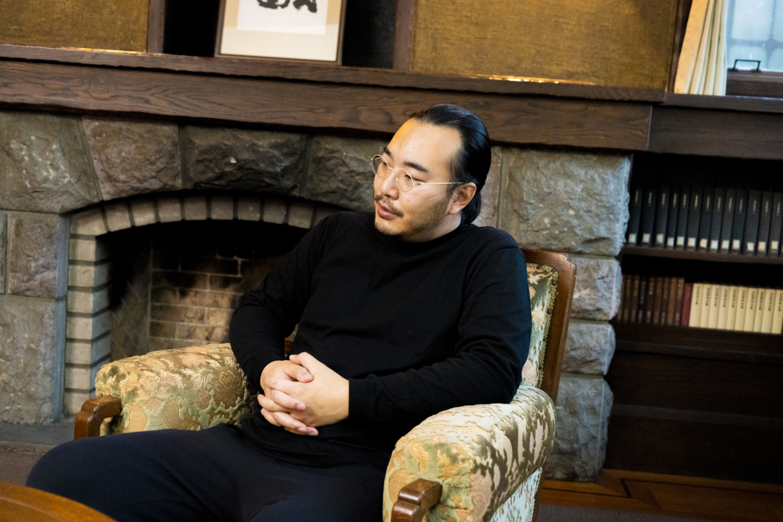 「伝統産業の文化的な背景に焦点を当て、新たな価値観を提供できるような場にしたい。」舘鼻則孝が語る、江戸東京リシンク展オンライン開催に向けた想いとは