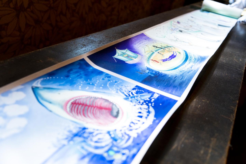 数々の歴史ロマンに思いを馳せる「江戸木版画」。そこには直接手に取った者にしか味わえない魅力がある