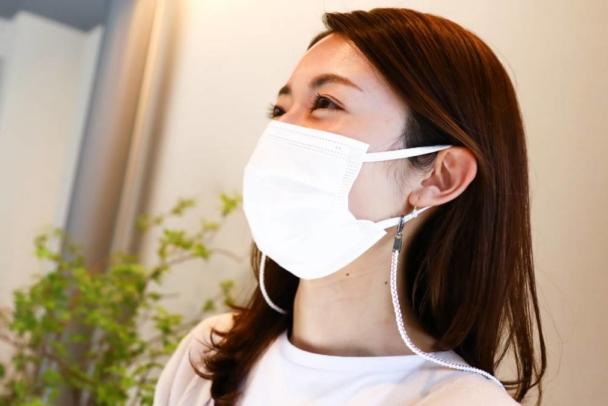 【龍工房】マスク生活を粋に、快適に。伝統の組紐を使った「組紐マスクコード」